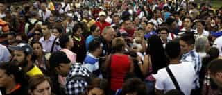 Brasil autoriza residência temporária de 2 anos para venezuelanos