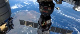 Microrganismos extraterrestres podem habitar na Estação Espacial