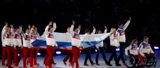 Comitê proibe Bielorrússia de carregar  bandeira russa nos Jogos