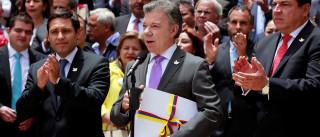 Acordo de paz prevê anistia  e cota no Congresso para Farc