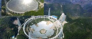 Maior telescópio do mundo  poderá descobrir extraterrestres