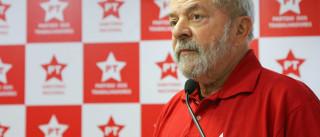 Lula volta a dizer que não disputará a presidência do PT