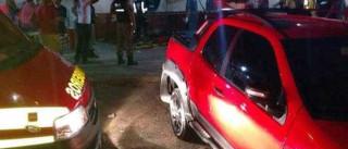 Motorista perde controle de carro e mata quatro pessoas em MG