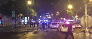 Explosão faz feridos na região central de Budapeste