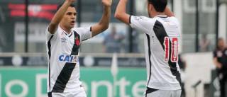 Vasco derrota o Atlético-GO e se  isola na liderança da Série B