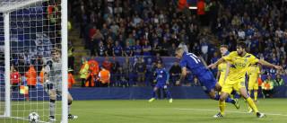 Leicester vence vence o Porto e lidera seu grupo