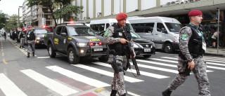 Eleições: Força Nacional vai reforçar segurança em 11 cidades do RJ