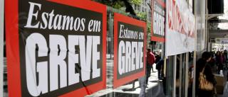 UERJ: docentes mantêm estado  de greve e rejeitam corte salarial