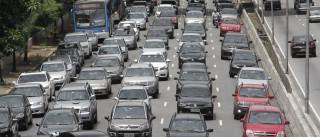 Rodízio de carros em São Paulo volta a vigorar a partir desta quinta