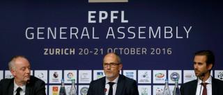 Contra mudanças, ligas nacionais europeias anunciam racha com Uefa