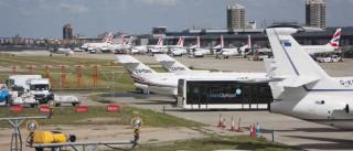 Aeroporto em Londres é liberado, mas causa de incidente é incerta