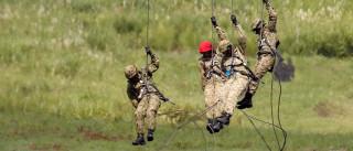 Reino Unido e Japão farão exercícios em base militar