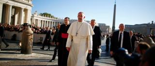 Papa diz que Iraque vive 'crueldade desenfreada'