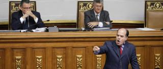 Assembleia Nacional declara 'golpe de Estado'  de Maduro na Venezuela