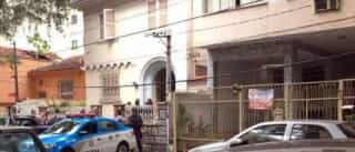 Homem é suspeito de estrangular  e matar filha de cinco anos na Tijuca