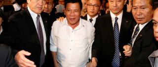 Japão deve usar Duterte para reforçar laços  com os EUA, diz professor