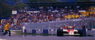 Bicampeonato de Prost faz 30 anos;  veja imagens da carreira do piloto