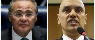 Renan errou tom ao criticar juiz  e ministro, avalia Planalto