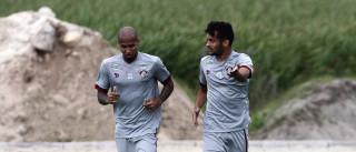 Wellington Silva promete que Flu vai à  Libertadores: 'Por bem ou mal'