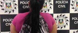 Mulher é suspeita de agredir e deixar em coma filha de 3 anos no RS