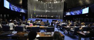 PEC que limita gastos públicos deve ser  lida no Senado nesta quarta