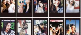 Fuji anuncia novas molduras para sua câmera Instax