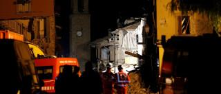 Terremoto causa novos danos em cidade  italiana atingida em agosto