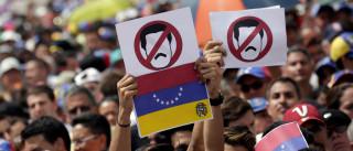 Oposição vai às ruas na Venezuela para  exigir referendo contra Maduro