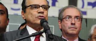 Cunha e Henrique Alves viram réus por  esquema de propina na Caixa