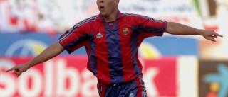 """Ronaldo sobre golaço no Barça:  """"Preferia ter feito pelo Real"""""""