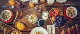 Cafés da manhã da moda podem ser responsáveis pelo peso a mais