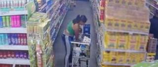 Mulher furta mais de R$ 200  em desodorantes e chinelo