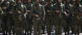 Três militares do Exército morrem em treinamento em Barueri
