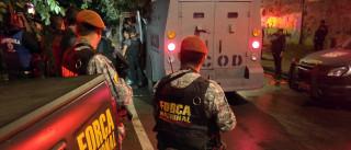 Agente da Força Nacional diz  que no Rio 'até menino tem fuzil'