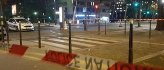 Reféns em agência de viagens de Paris são liberados