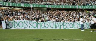 Chape será declarada campeã da Sul-Americana e receberá US$ 2 mi