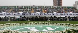 Organizadas de São Paulo farão homenagem à Chape no Pacaembu