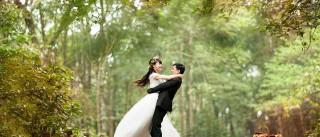 Estilo tropical é tendência nos  casamentos desta temporada