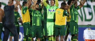Chapecoense é oficializada campeã da  Copa Sul-Americana