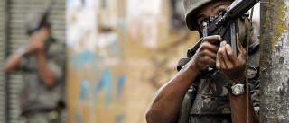 Decreto vai autorizar que forças  policiais utilizem armas apreendidas