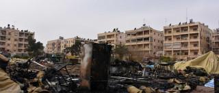 Exército sírio toma centro histórico de Aleppo