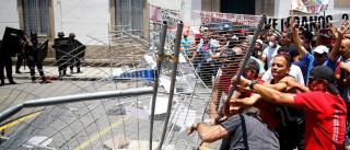 PM pede desculpas ao arcebispo do Rio por invasão de policiais à igreja