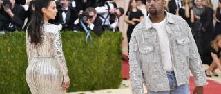 Imprensa americana diz que Kim Kardashian e Kanye estão se separando
