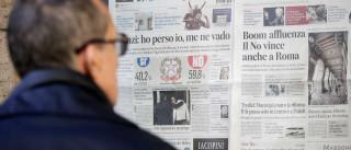 Consultas para novo governo da Itália terminarão no sábado