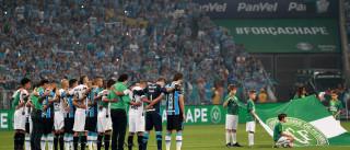 Final da Copa do Brasil é marcada por homenagens à Chapecoense