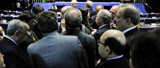 Senadores começam a discutir PEC do  fim do foro privilegiado na terça