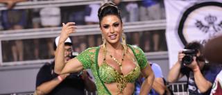 Gracyanne Barbosa está fora  do carnaval carioca: 'Não deu'