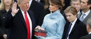 Trump toma posse e promete 'América para os americanos'