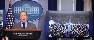 Casa Branca quer levar jornalistas  à Justiça por 'cobertura incorreta'