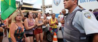 Justiça do Espírito Santo decreta  prisão de 4 policiais por motim